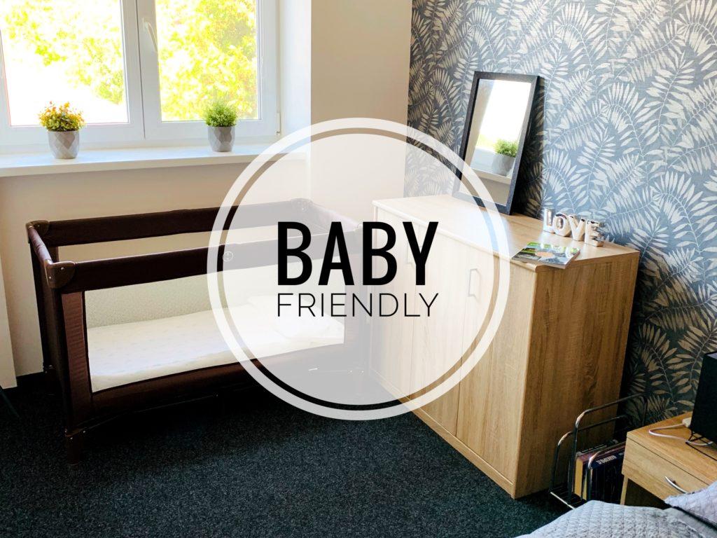 Ubytování Břeclav, na Zahradní - Baby friendly / vhodné pro děti