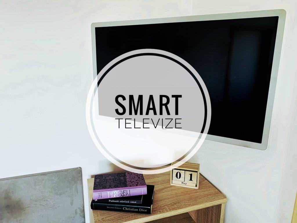 Ubytování Břeclav, na Zahradní - Smart televize